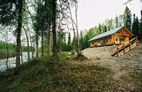 MINUTES OFF PARKS HWY W WiFi EXPERIENCE AK 27 ACRES RIVERFRONT WILLOW CREEK INN