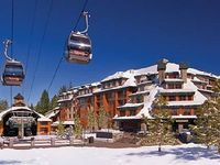 Two bedroom two bath full kitchen and a balcony Close to skiing casinos