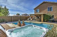 Magnifiquement Nomm 4BR Coolidge Accueil w piscine priv e bain remous et Wifi - Situation calme 30 minutes de Shopping Golf amp 1 heure au centre-ville de Phoenix