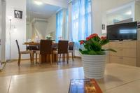 1bed apartment on the main square Sauna and spa