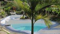 Charmante villa dans un cadre paisible 1ha propri t tropicale