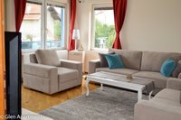 Spacieux paisible appartement vert