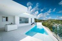 St Barth Villa Location 2 chambres Piscine Magnifique Vue Mer