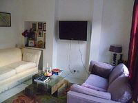 Flat in Wandsworth London England - Cosy warm garden flat with Wi-fi broadband Skyplus and close to public transport