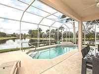 3 bedroom 2 bathroom luxury villa in the Lely Resort Naples Players Club