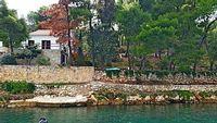 Villa in Bobovisce - island Brac Croatia