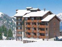 Apartment Belle Plagne 1 bedroom 5 persons
