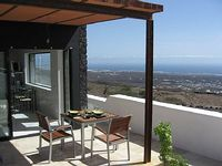 Exquisite country above the village of La Asomada with beautiful sea views