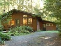 Vacation home 23SL Great Cabin w Hot Tub in Mt Baker Glacier Washington - 6 persons 2 bedrooms