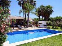 The finca is located in the countryside of Alcudia in the north of Mallorca
