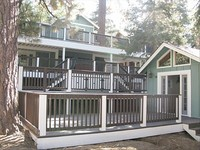 Cabin 4 Bedrooms + Convertible bed s 3 Baths Sleeps 8-13