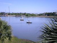 42 MARINERS CAY RIVERFRONT 2 STORY 2 DECKS TENNIS POOL GRILL AREA GATE