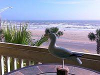 balcony view of ocean and beach condo 2 Bedrooms + 2 bathrooms sleeps 7