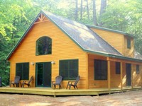 Picture Perfect Cabin with a Private Dock and 10 minutes to Shawnee Peak
