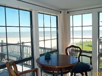 3 bedrooms 2 full baths sleeps 6 fully furnished kitchen large covered deck