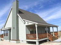 3 bedroom 2 bath cabin sleeps 6-7 comfortably