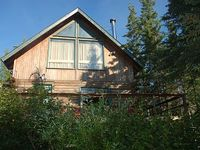 Alaskan Log Cabin 1 Large Great Room And 1 Large Sleeping Room