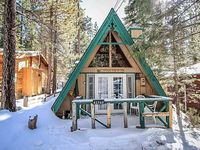 Mason s Mountain Retreat 1 BR A-Frame w Hot Tub
