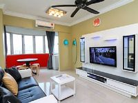 Apartment in Kuala Lumpur 3 bedrooms 2 bathrooms sleeps 10