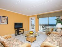 Private ocean front balcony view Just steps from the beach - Saida IV 703