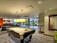 Swim laps year round in Stay Alfred s indoor pool