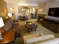 The Ridge on Sedona Golf Resort 1 bedroom 1 bathroom sleeps 4 maximum