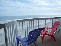 Great 3BR 3BA Beachfront Condo Full Kitchen 2 Pools Elevator 15 minutes to Chas