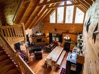 Cabin 3 Bedrooms 3 0 Baths Sleeps 16