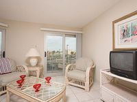 Aquarius 201 - Cozy Condo Incredible Sunset Views over the Laguna Madre Bay from Private Balcony