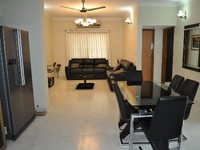 The property is close proximity from the airport furnished with UK furniture