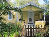 Charming Old Florida Cottage Just a Few Blocks From Gulfport Beach