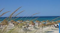 Pretty quiet luxury apartment - waterfront Hammam Ghezaz 8 p - Chelbia