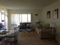 Spacious 2 bed condo on residential estate with access to heated communal pool