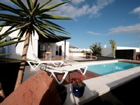 House with private pool close to Papagayo beaches
