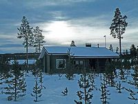 Vacation home Inarinlahti in Inari Lappi - 6 persons 2 bedrooms
