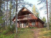 Vacation home Hillakumpu in Kuusamo Pohjois - Pohjanmaa Kainuu - 6 persons 3 bedrooms