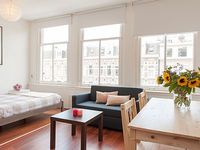 An intimite and cosy studio in Amsterdam for two people just a short journey from the centre and t