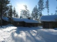 Vacation home Villihanhi in Kuusamo Pohjois - Pohjanmaa Kainuu - 13 persons 3 bedrooms