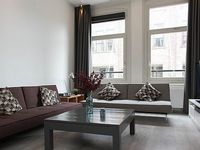 Stylish one bedroom apartment for up to four people located within metres of Amsterdam s vibrant R
