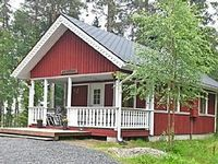 Vacation home Kaukosaaren ahonrinne in Kuusamo Pohjois - Pohjanmaa Kainuu - 5 persons 1 bedroom