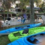 SIR NE BUNGALOW-Kayaks VELOS ADULTES PADDLE BATEAU INCLUS
