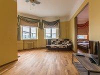 Central appartement de 2 chambres pour 6