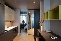 Id alement situ appartement neuf avec la maison SPA