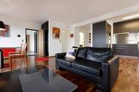 Penthouse 2 chambres avec terrasses Lux Ville