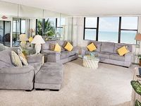 Beautifully Decorated Recently Updated Beach Front Condo - Loggerhead Cay 113