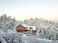 Luxury Log Cabin - 5 Bedrooms 7 Baths Sleeps 15