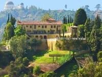 Large Guest House with Pool and Hilltop Views - 1 Bedroom 1 Bath Sleeps 2 - 4