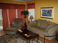 3 Bedrooms 2 Full Baths Screen Porch Fully Furnished Beaches 5-7minutes away