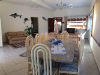 Casa terrea 4 suites for 15 people in the Condominio Costa do Sol - Bertioga