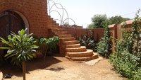 Une vo te nubienne Ouagadougou